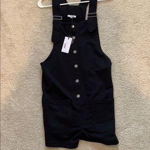 Z Supply shorts overalls. New with tags!